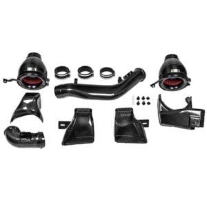 Admisie sport M3 F80 / M4 F84 BMW Full Black Carbon EVENTURI