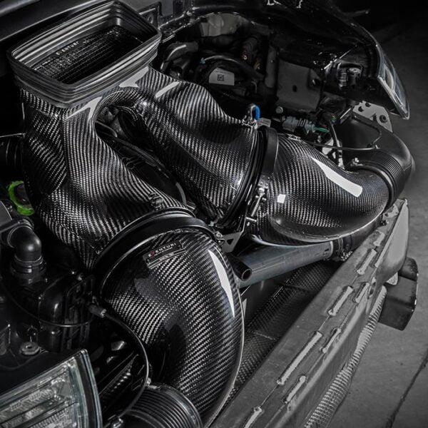 Admisie sport Porsche 991 Turbo EVENTURI