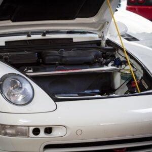 Bara rigidizare Porsche 993 Carrera GT2 EVO Fabspeed