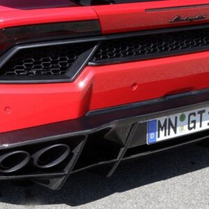 Bara spate Lamborghini Huracan Coupe Spyder Novitec