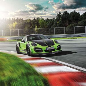 Bodykit GT Street R Porsche 911 991.2 Carrera Techart
