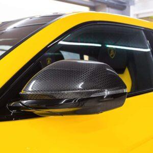 Capace oglinzi laterale fibra carbon Lamborghini Urus TOP CAR Design