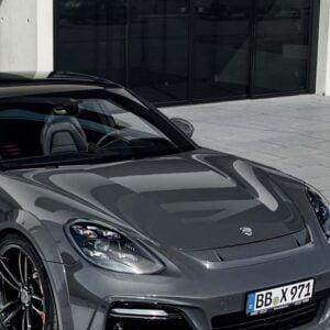 Capota Aero Techart Porsche Panamera 971