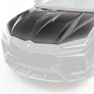 Capota motor fibra carbon Lamborghini Urus TOP CAR Design