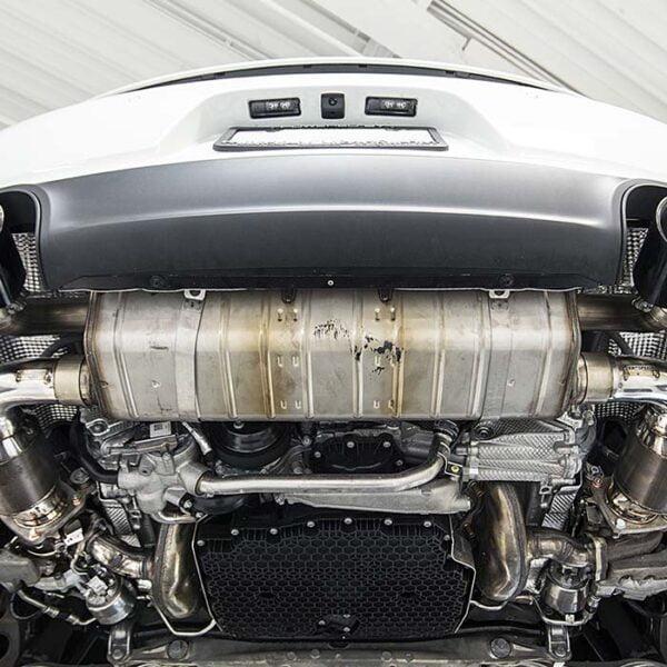 Catalizator sport 991.2 Porsche Carrera Fabspeed