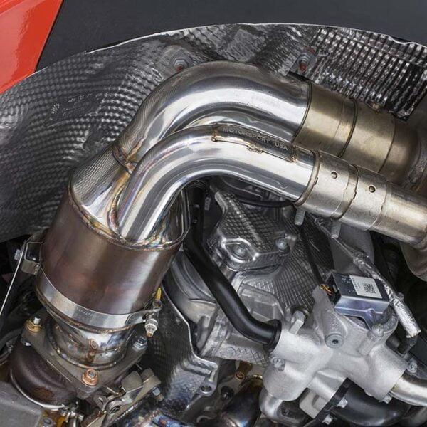Catalizator sport 991.2 Porsche Carrera PSE Fabspeed