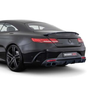 Difuzor spate carbon C217 BRABUS S Class Mercedes Benz