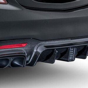 Difuzor spate S Class BRABUS V222 X222 Mercedes Benz
