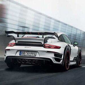 Engine Performance GT Street R Porsche 911 991.2 Carrera Techart