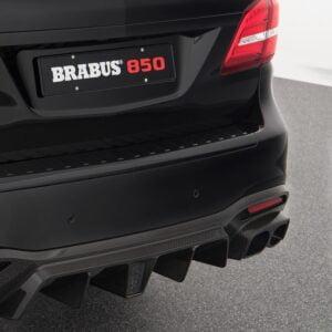 Evacuare BRABUS X166 GLS Class Mercedes Benz CARBON PACKAGE SOUND