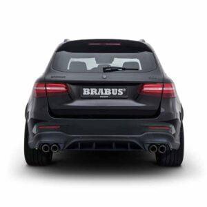 Evacuare BRABUS X253 GLC Class Mercedes Benz CARBON PACKAGE SOUND