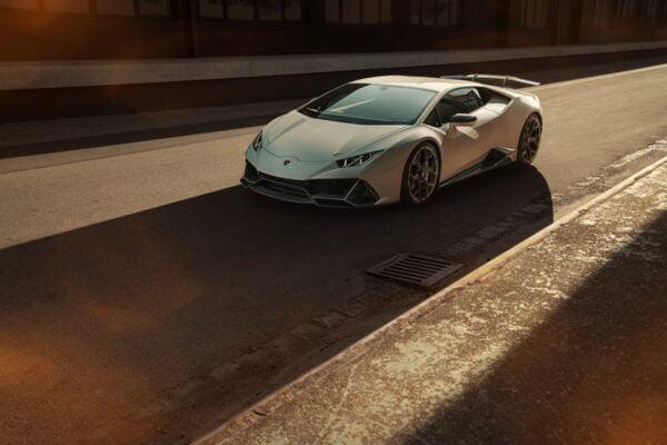 Evacuare INCONEL Lamborghini Huracan EVO Coupe Spyder Novitec