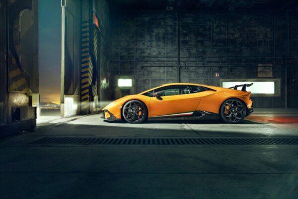 Evacuare INCONEL Lamborghini Huracan Performante Coupe Spyder Novitec