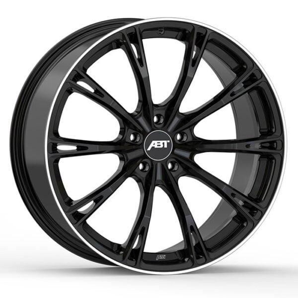 Janta ABT 20 21 22 GR Audi S8 4.0 TFSI 4H4 Matt Black