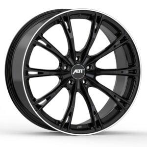 Janta ABT 20 GR Audi S3 8V07 Matt Black