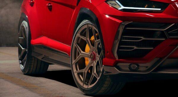 Janta Lamborghini Urus NL4 23 forjata Novitec