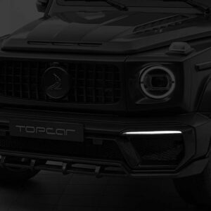 Led-uri bara fata fibra carbon Mercedes Benz G-class W463 INFERNO TOP CAR Design