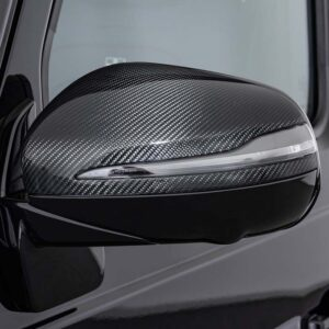 Oglinzi carbon BRABUS X290 GT Class Mercedes Benz