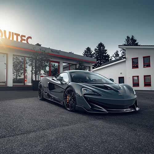 Powerkit N-Tronic McLaren 600LT / SPIDER Novitec