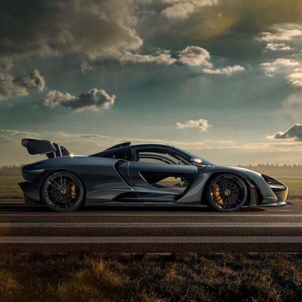 Powerkit N-Tronic McLaren SENNA Novitec