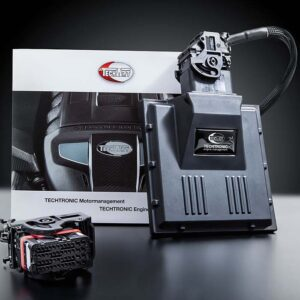 Powerkit Porsche Cayenne Turbo E3 9YA Techart