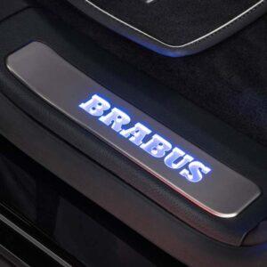 Praguri iluminate BRABUS Widestar W463A G63 AMG Mercedes Benz