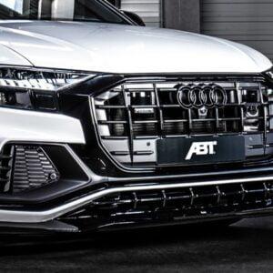 Prelungire spoiler fata Audi SQ8 4M80 ABT Sportsline