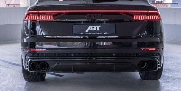Prelungire spoiler spate Audi SQ8 4M80 ABT Sportsline
