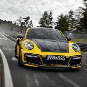Bodykit Porsche 911 Turbo/S 992 GT Street R Aerokit Techart
