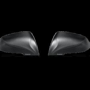 Capace oglinzi fibra carbon mat BMW 2016 - 2020 AKRAPOVIC